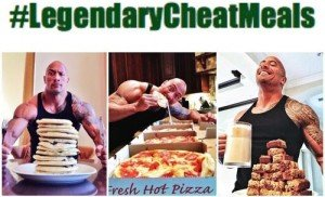 Cheat Day weight gain